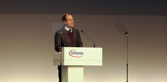 Infineon's CEO expressed no fear of a global trade war-SemiMedia